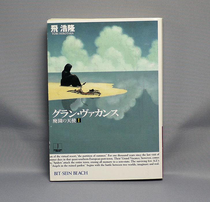 グラン・ヴァカンス―廃園の天使〈1〉飛-浩隆-(著)を買った1.jpg