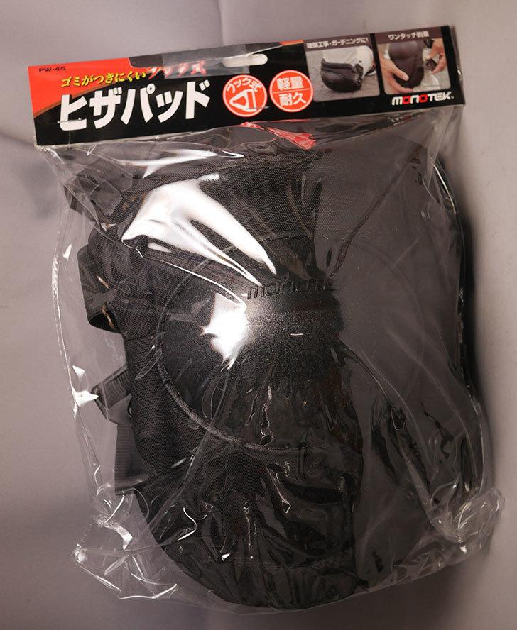 ケイワーク-PW45-フック式ヒザパッドを買った2.jpg