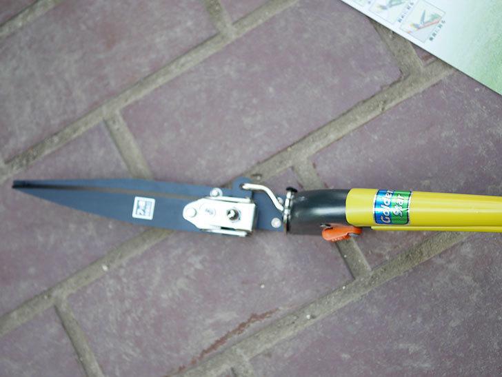 ゴールデンスター これが日本の芝生鋏 2105を買った-014.jpg