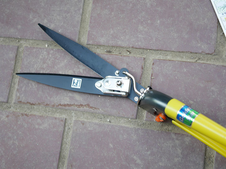 ゴールデンスター これが日本の芝生鋏 2105を買った-017.jpg