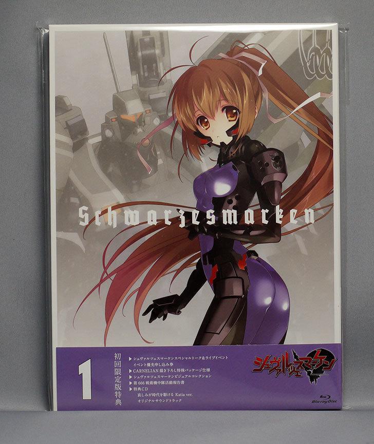 シュヴァルツェスマーケン-1-(初回生産限定盤)-[Blu-ray]が来た1.jpg