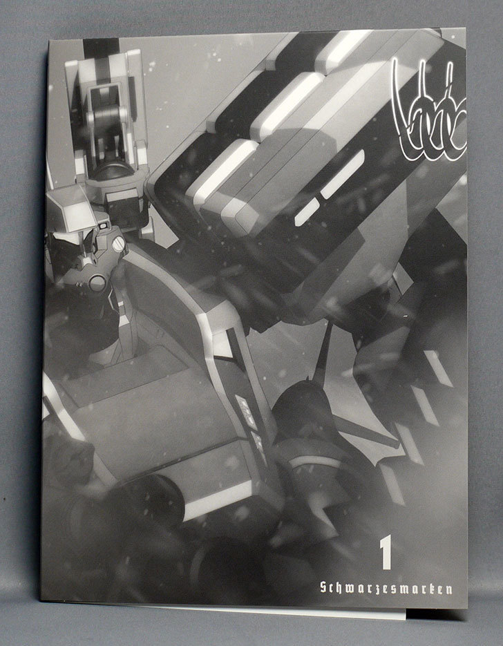 シュヴァルツェスマーケン-1-(初回生産限定盤)-[Blu-ray]が来た5.jpg