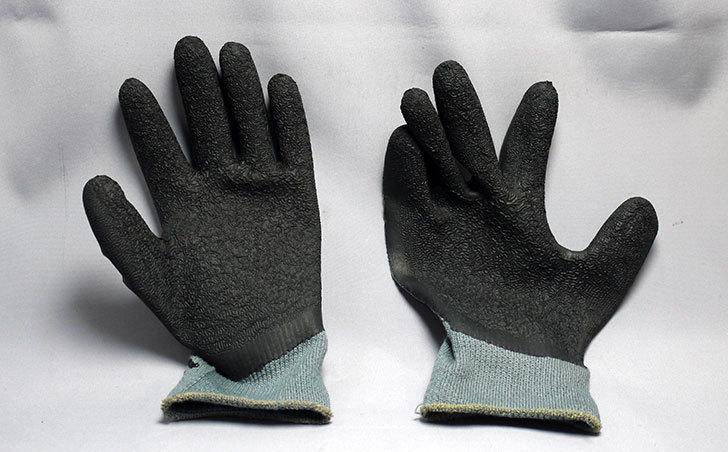 ショーワグローブ-No310グリップ(ソフトタイプ)-ブラック-Mサイズ-1双を買った4.jpg