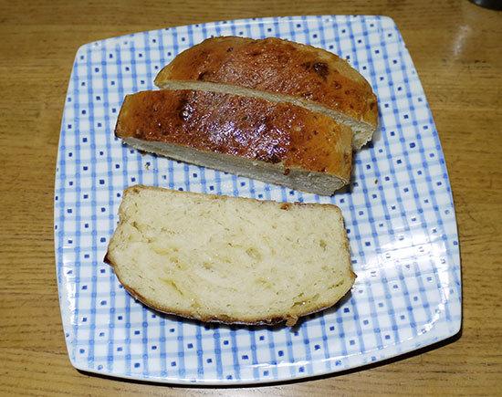 シリコンスチーム型つきパンレシピBOOKでパンを作ってみた13.jpg