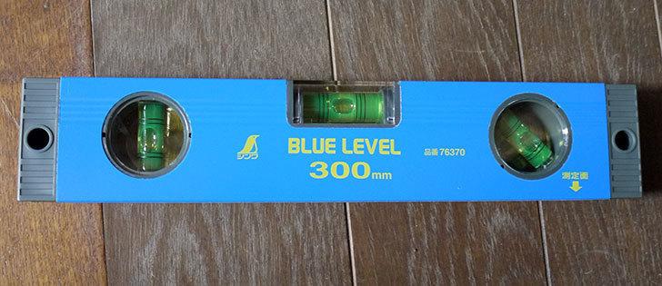 シンワ測定-ブルーレベル-300mm-76370を買った1.jpg
