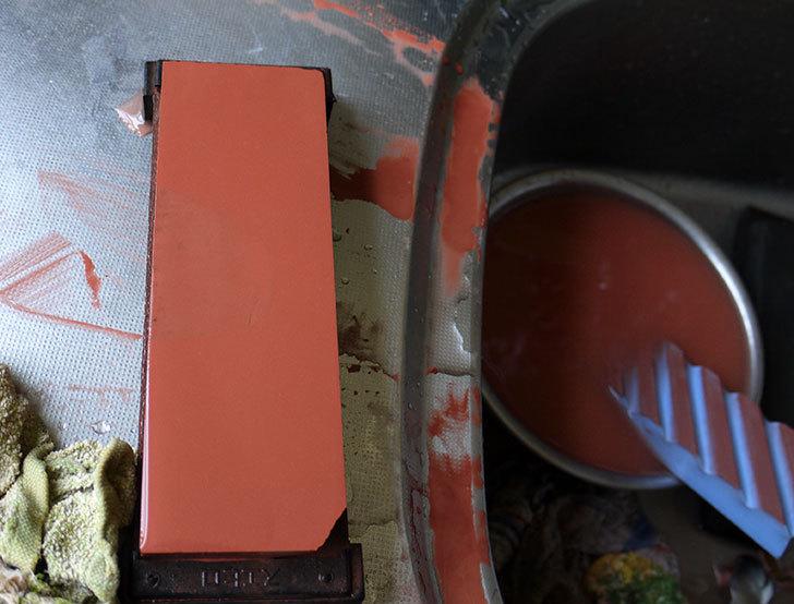 スエヒロ-セラミック-修正砥石-中~仕上砥石修正用-WA300-No.0305-SSを使ってみた9.jpg