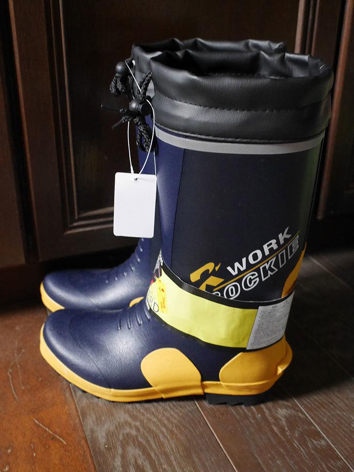 スコップガード 長靴をワークマンで買って来た。2020年-006.jpg