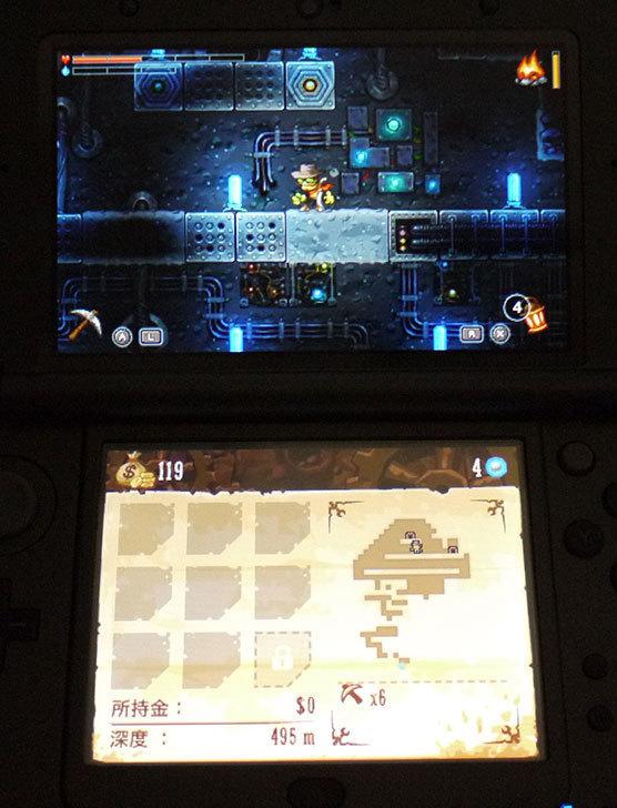 スチームワールド-ディグのPS4版がPlayStation-Plusでフリープレイになったので落とした6.jpg