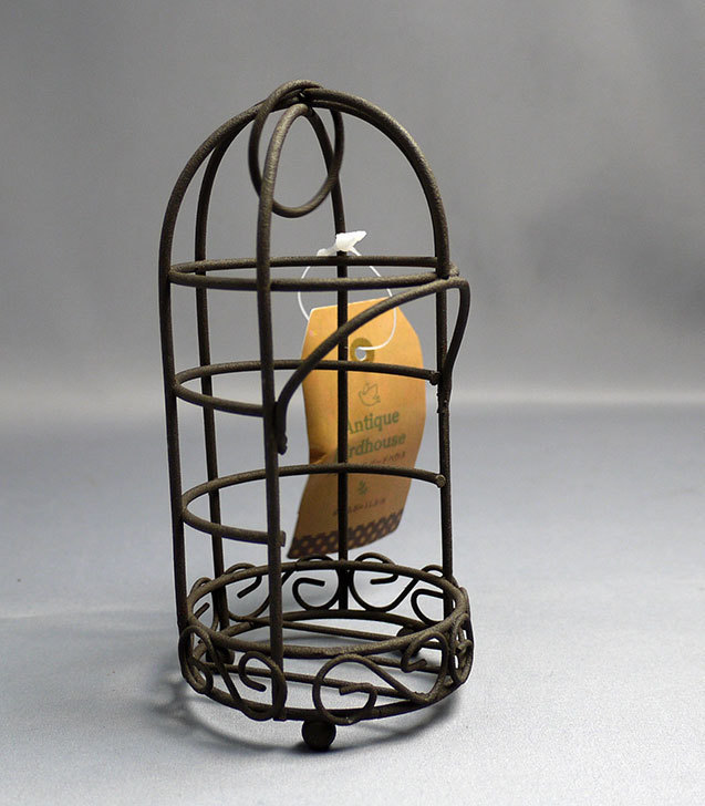 セリアでAntiqui-Birdhouse-アンティークバードハウスを買ってきた2.jpg