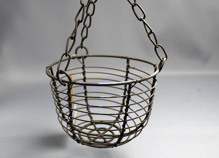 セリアでAntiqui-Hanging-basket-アンティークハンギングバスケットを買ってきた3.jpg