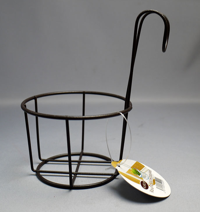 セリアでハンギング-Round-Wire-basketを買って来た1.jpg