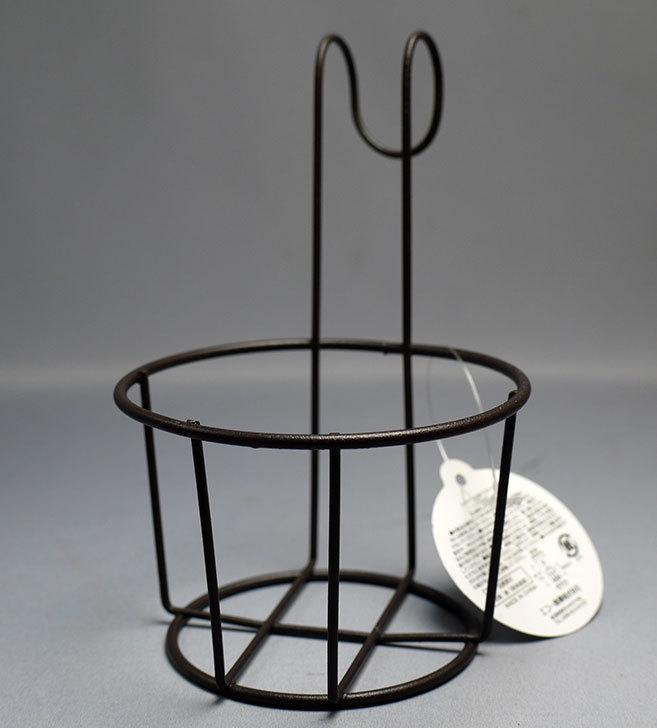 セリアでハンギング-Round-Wire-basketを買って来た2.jpg