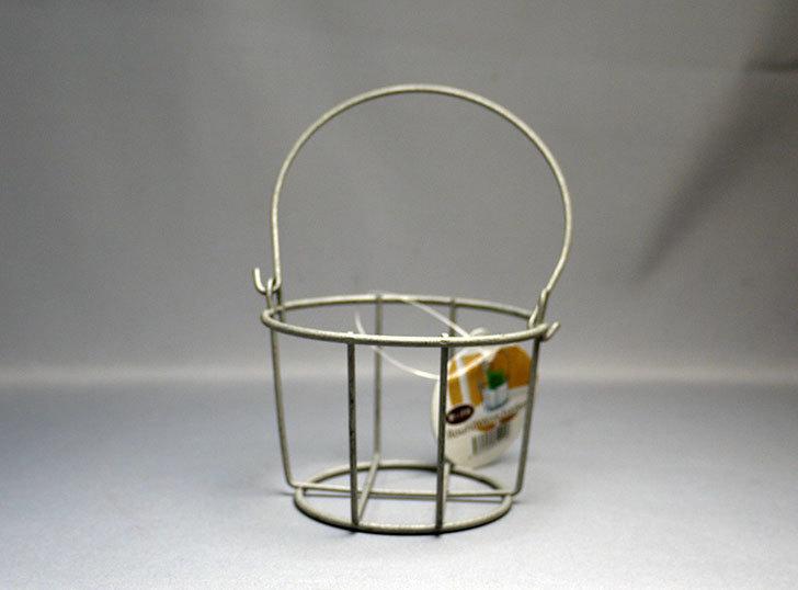 セリアで取っ手付-Round-Wire-basketを買って来た1.jpg