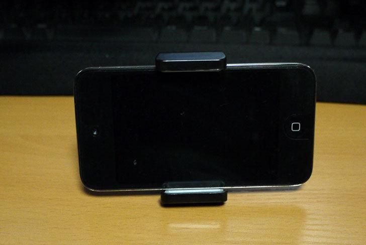 セリアで携帯クリップスタンドを買ってきた10.jpg