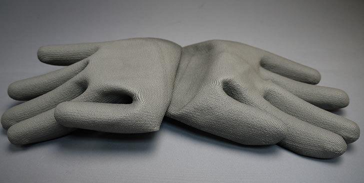 セリアでWORK-GLOVES-Lサイズ-ロングタイプを買って来た。手袋5.jpg