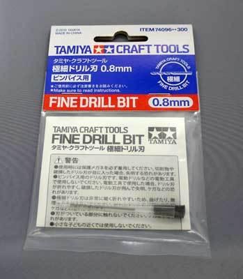 タミヤ クラフトツールシリーズ No.96 ドリル刃 0.8mm.jpg