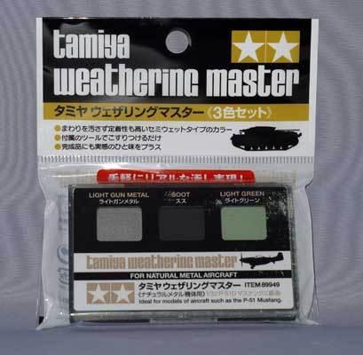 タミヤ ウェザリングマスター(ナチュラルメタル機体用)89949 1.jpg
