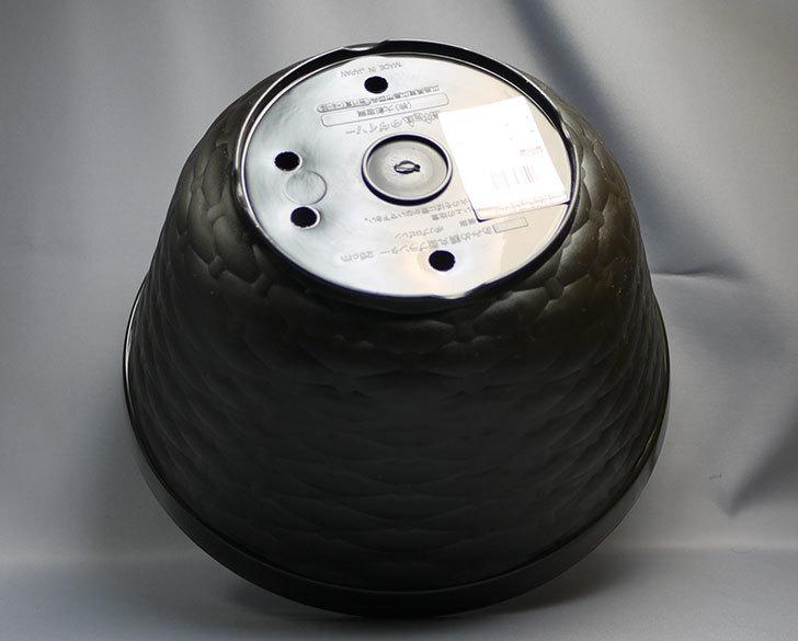 ダイソーで、あみめ調丸型プランター26cm-ダークブラウンを2個買って来た5.jpg