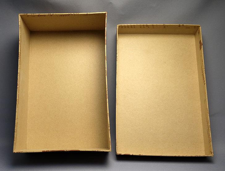 ダイソーで、英字クラフト紙BOXを買って来た3.jpg