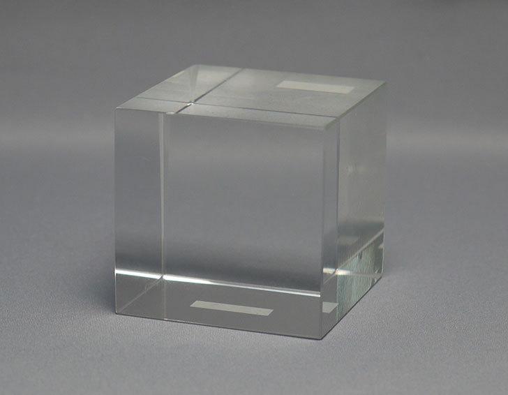 ダイソーでガラスキューブを買って来た1.jpg