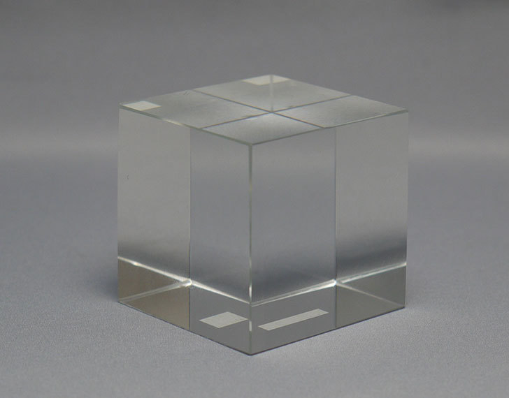 ダイソーでガラスキューブを買って来た3.jpg