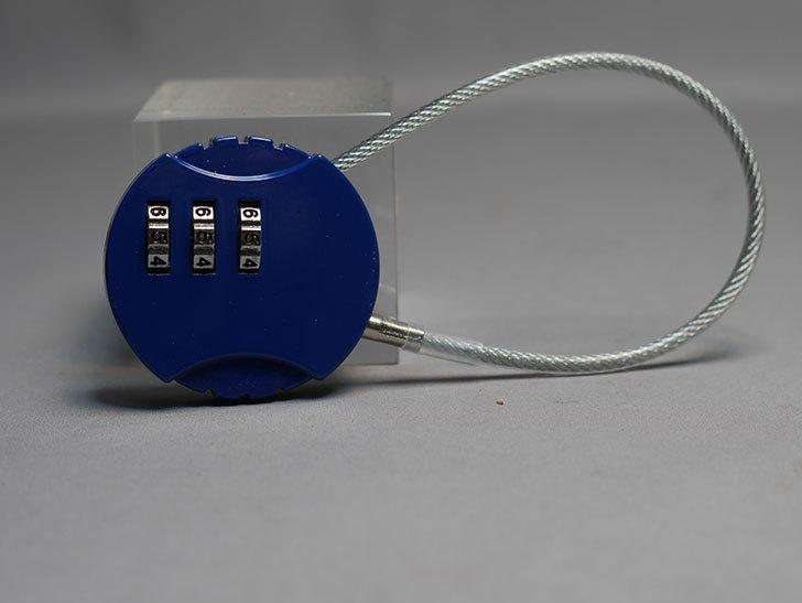 ダイソーでダイヤルロック ワイヤータイプを買って来た-005.jpg