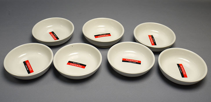 ダイソーでニューボーン丸皿-約6.5cmを追加で7枚買って来た1.jpg
