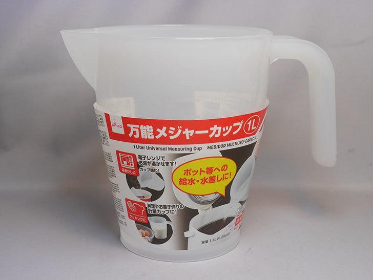 ダイソーで万能メジャーカップ 1Lを買ってきた-001.jpg