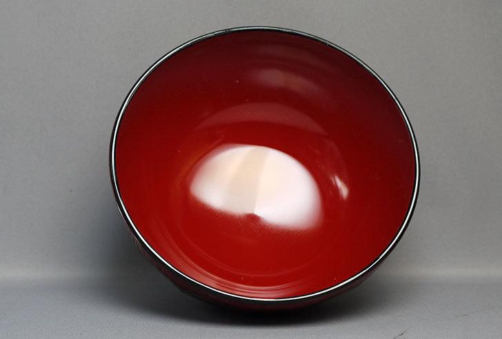 ダイソーで会津塗り-R-PET-亀甲汁椀-根来-HMを買ってきた3.jpg