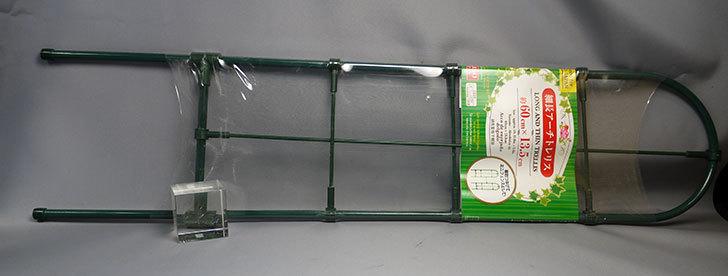 ダイソーで細長アーチトレリス-60cm×13.5cmを買って来た1.jpg