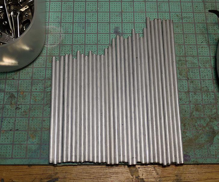 ダイソーで買って来たワニ口クリップで塗装用持ち手を192本作った7.jpg