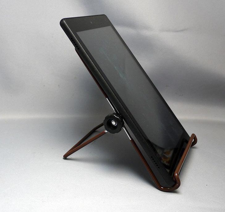 ダイソーでFire-HD-8-タブレット用にタブレットPC用スタンドを買って来た10.jpg