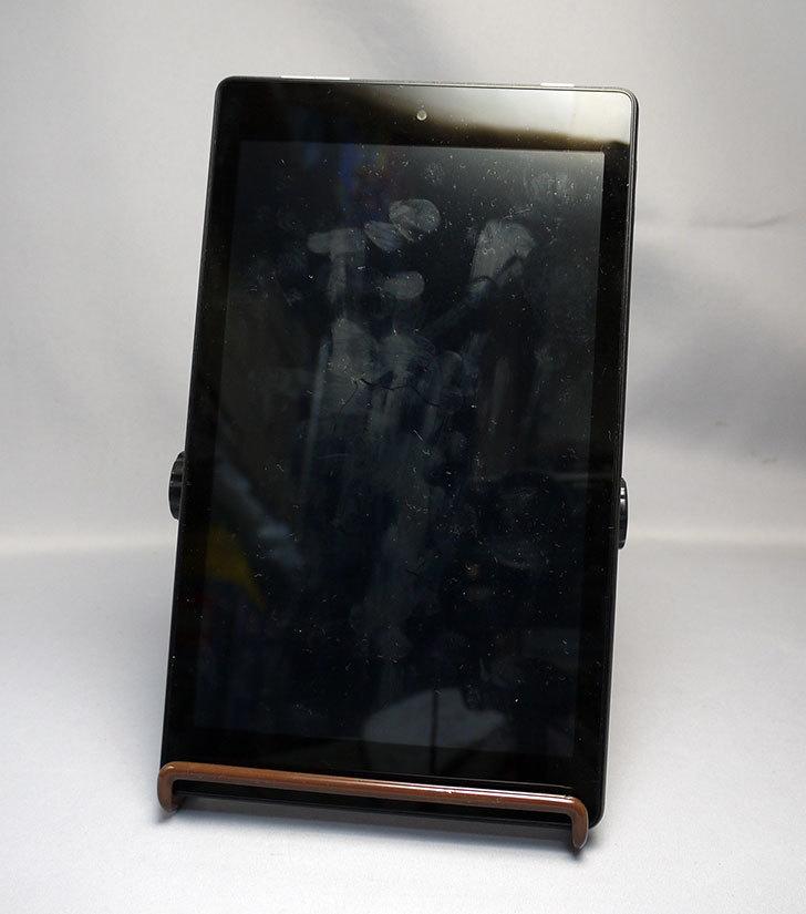 ダイソーでFire-HD-8-タブレット用にタブレットPC用スタンドを買って来た11.jpg