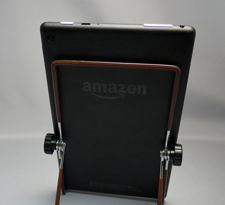 ダイソーでFire-HD-8-タブレット用にタブレットPC用スタンドを買って来た13.jpg