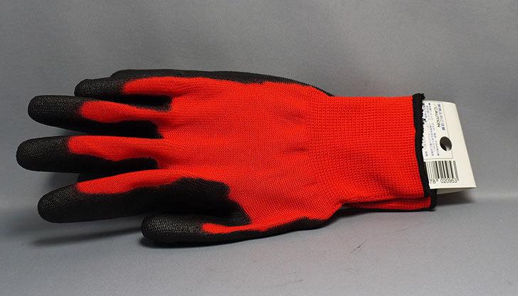 ダイソーでGRIP!-ピッタリフィット-ウレタンコート手袋-Lを買って来た3.jpg