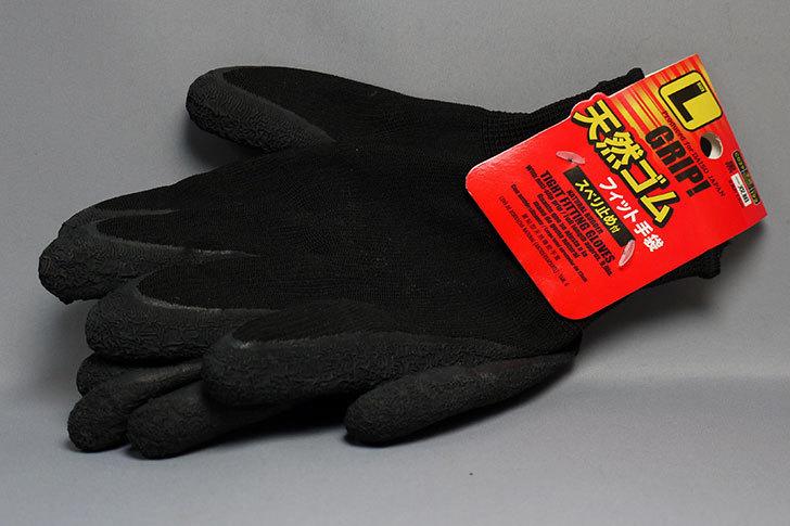 ダイソーでGRIP!-天然ゴム-フィット手袋スベリ止め付-Lを買って来た2.jpg