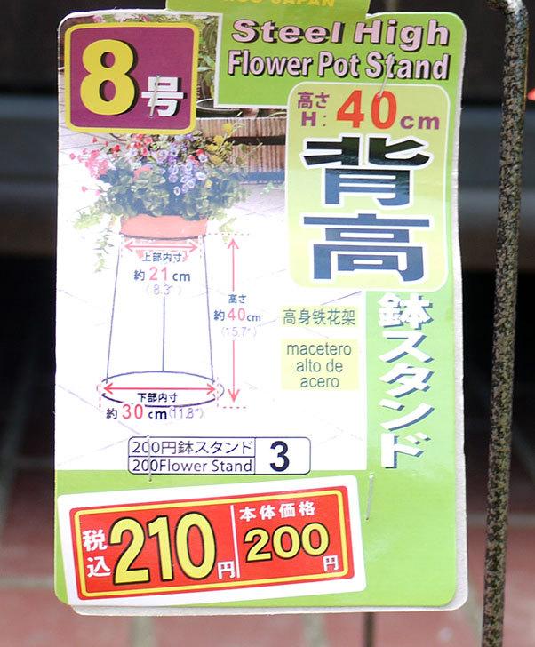 ダイソーでSteel-HIgh-Flower-Pot-Stand-8号を買って来た3.jpg