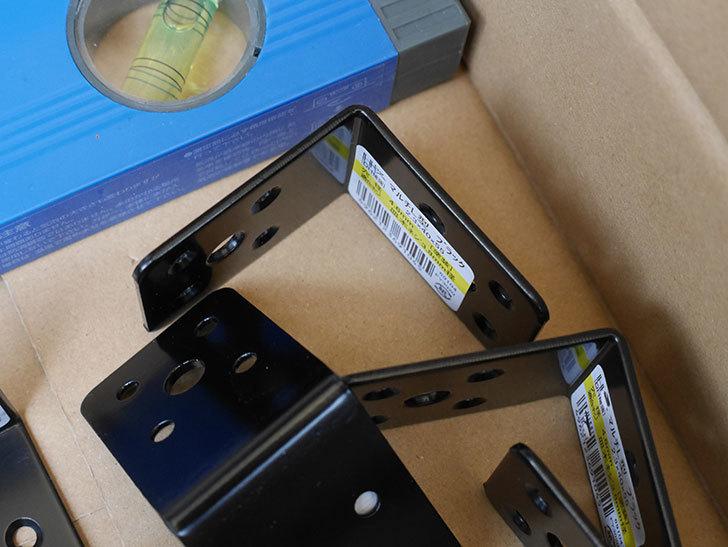 ダイドーハント マルチ金物 L型 69104 2.3×40×55×55を6個買った。2020年-003.jpg