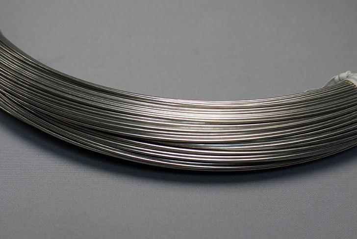 ツルバラの誘引用にステンレス線-線径0.9mm-1kg巻-20番を買った2.jpg