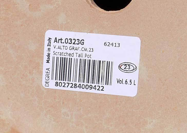 デグレア-アルト(DEGREA-ALTO-Art.-0323G)23cmをコメリで3個買った8.jpg