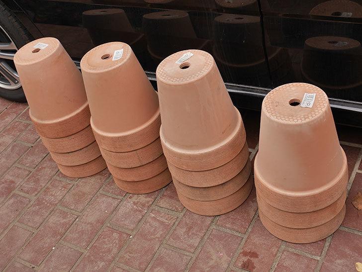 デローマ-アルト(VASI-ALTI-CM.22-Art.-0D22WS01Z)22cmをコーナンで15個買ってきた1.jpg