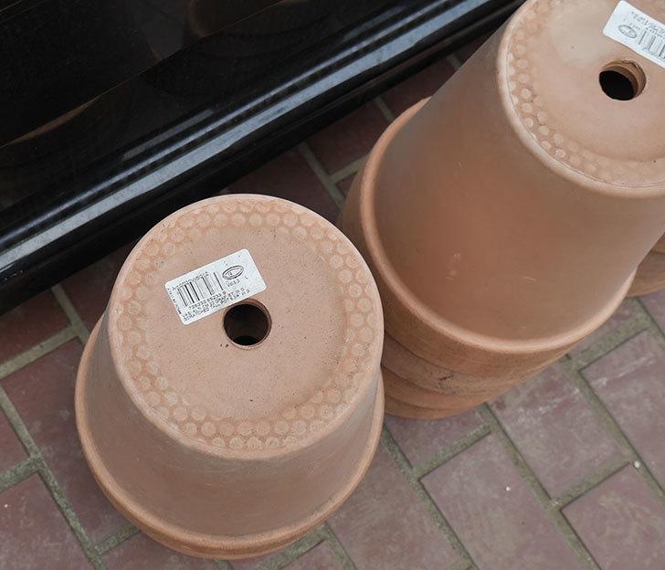 デローマ-アルト(VASI-ALTI-CM.22-Art.-0D22WS01Z)22cmをコーナンで15個買ってきた3.jpg