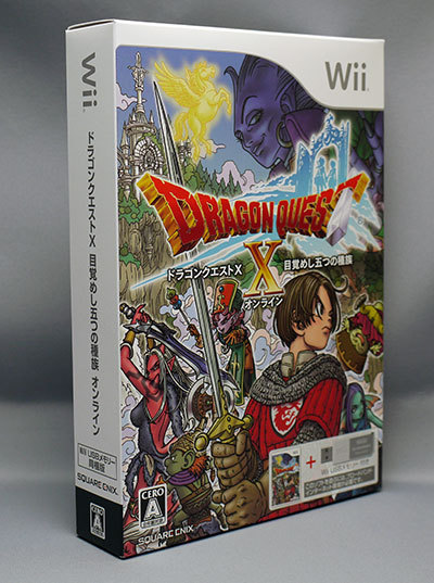 ドラゴンクエストX-目覚めし五つの種族-オンライン-(Wii-USBメモリー16GB同梱版)-を買った1.jpg