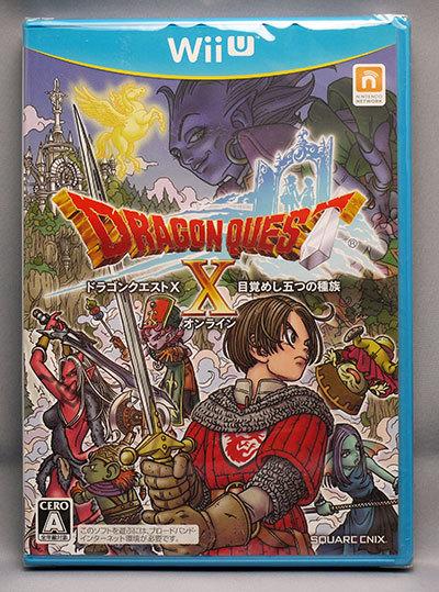 ドラゴンクエストX-目覚めし五つの種族-オンライン-Wii-U版が来た1.jpg