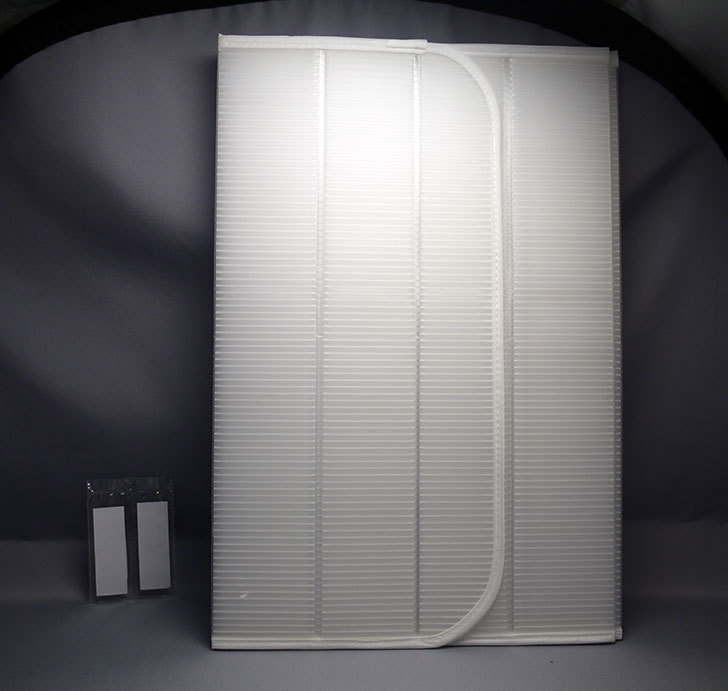 ニトムズ-冷気ストップパネル-Mを買った3.jpg
