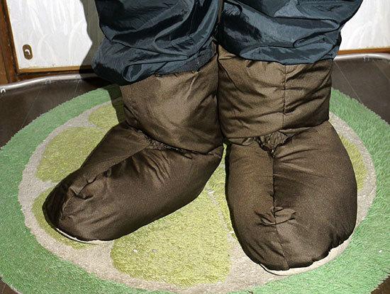 ニトリで洗えるロングルームブーツを買って来た3.jpg