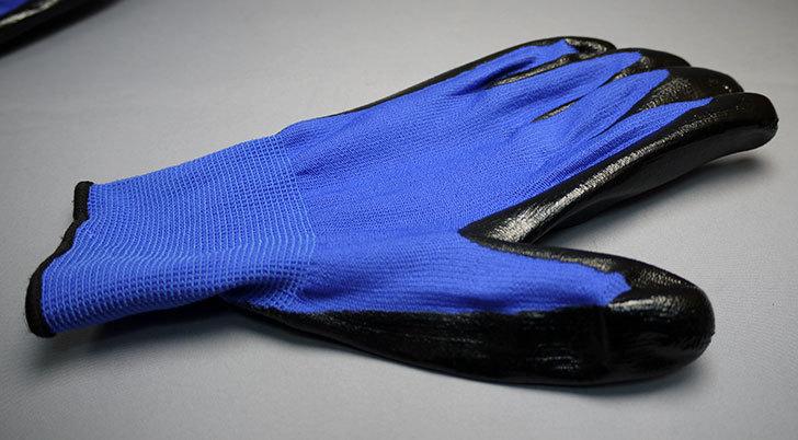 ニトリル背抜き手袋-3双組をケイヨーデイツーで買って来た5.jpg