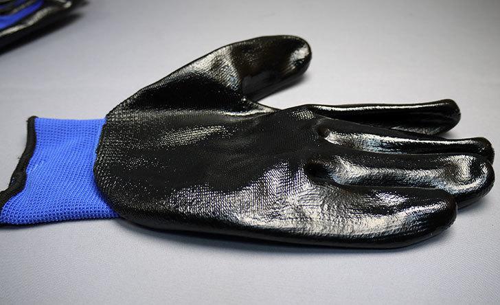 ニトリル背抜き手袋-3双組をケイヨーデイツーで買って来た6.jpg