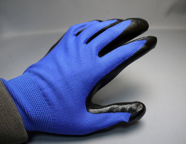 ニトリル背抜き手袋-3双組をケイヨーデイツーで買って来た8.jpg