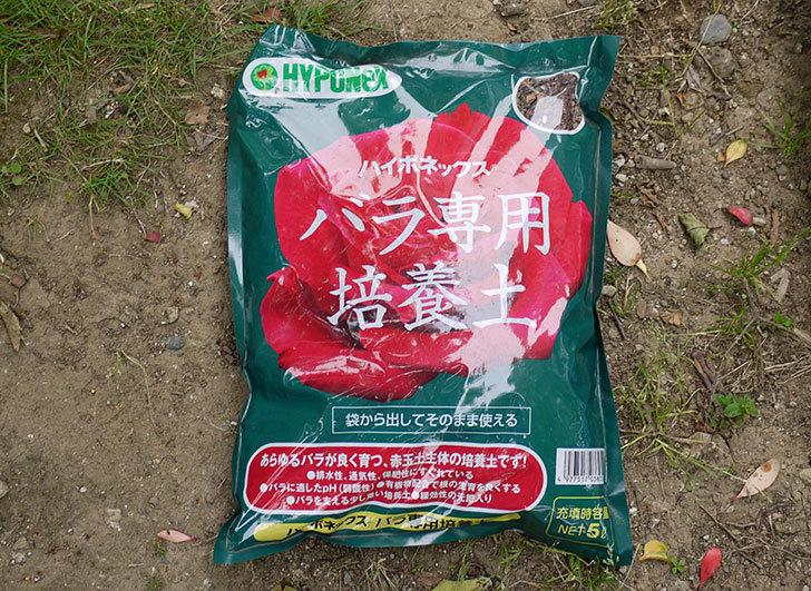 ハイポネックス-バラ専用培養土をカインズで買ってきた1.jpg